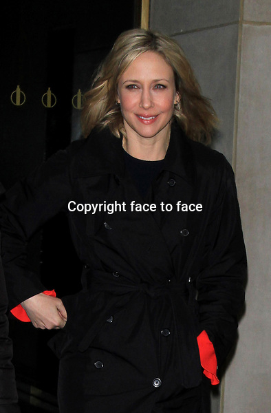 NEW YORK, NY - MARCH 18: Vera Farmiga at NBC's Today Show in New York City. March 18, 2013...Credit: MediaPunch/face to face..- Germany, Austria, Switzerland, Eastern Europe, Australia, UK, USA, Taiwan, Singapore, China, Malaysia and Thailand rights only -
