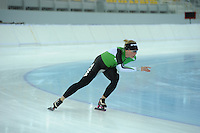 SPEEDSKATING: SOCHI: Adler Arena, 19-03-2013, Training, Linda de Vries (NED), © Martin de Jong