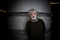 Chilean biologist and philosopher Humberto Maturana, winner of Chile's National Prize consider for many as a member of a group of second-wave cyberneticians in Santiago, Chile, August, 2012...Photo by Roberto Candia