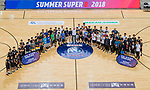 Coaching Clinics - The Summer Super 8 2018