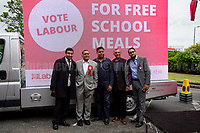 Navin Shah AM (Labour Party candidate for Member of Parliament for Harrow East).<br />
