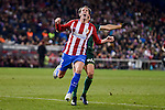 Atletico de Madrid's Diego Godín during La Liga match between Atletico de Madrid and Real Betis at Vicente Calderon Stadium in Madrid, Spain. January 14, 2017. (ALTERPHOTOS/BorjaB.Hojas)
