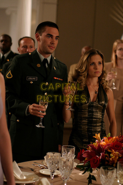 DREW FULLER & SALLY PRESSMAN.in Army Wives .**Editorial Use Only**.CAP/FB.Supplied by Capital Pictures