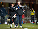 23/03/2010 Copyright  Pic : James Stewart.sct_jspa06_gordon_chisholm  .::  DUNDEE MANAGER GORDON CHISHOLM AND ASSISTANT BILLY DODDS  ::  .James Stewart Photography 19 Carronlea Drive, Falkirk. FK2 8DN      Vat Reg No. 607 6932 25.Telephone      : +44 (0)1324 570291 .Mobile              : +44 (0)7721 416997.E-mail  :  jim@jspa.co.uk.If you require further information then contact Jim Stewart on any of the numbers above.........