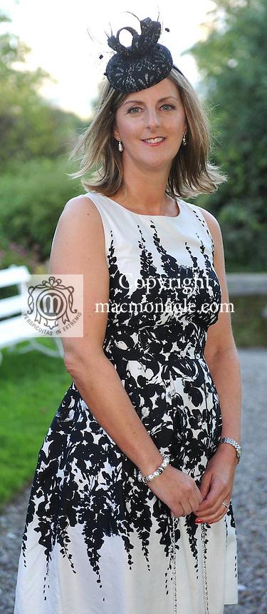 Vivienne Power , Killarney,  at the Ladies Day Soirée after race party in The Malton Hotel, Killarney on Thursday night. Picture: Eamonn Keogh (MacMonagle, Killarney)