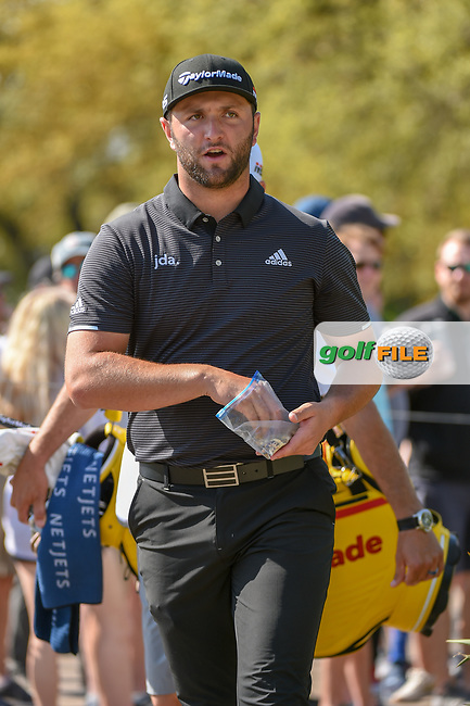 Jon Rahm (ESP) heads down 10 during day 1 of the WGC Dell Match Play, at the Austin Country Club, Austin, Texas, USA. 3/27/2019.<br /> Picture: Golffile | Ken Murray<br /> <br /> <br /> All photo usage must carry mandatory copyright credit (© Golffile | Ken Murray)