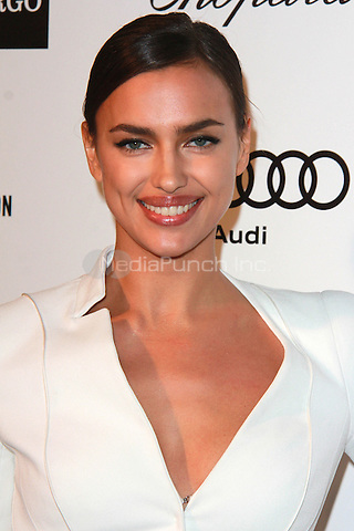 WEST HOLLYWOOD, CA - FEBRUARY 22: Irina Shayk at the 2015 Elton John AIDS Foundation Oscar Party in West Hollywood, California on February 22, 2015. Credit: David Edwards/DailyCeleb/MediaPunch