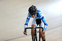 Thomas Mullins of Auckland competes in the U15 Boys 500m Time Trial at the Age Group Track National Championships, Avantidrome, Home of Cycling, Cambridge, New Zealand, Wednesday, March 15, 2017. Mandatory Credit: © Dianne Manson/CyclingNZ  **NO ARCHIVING**