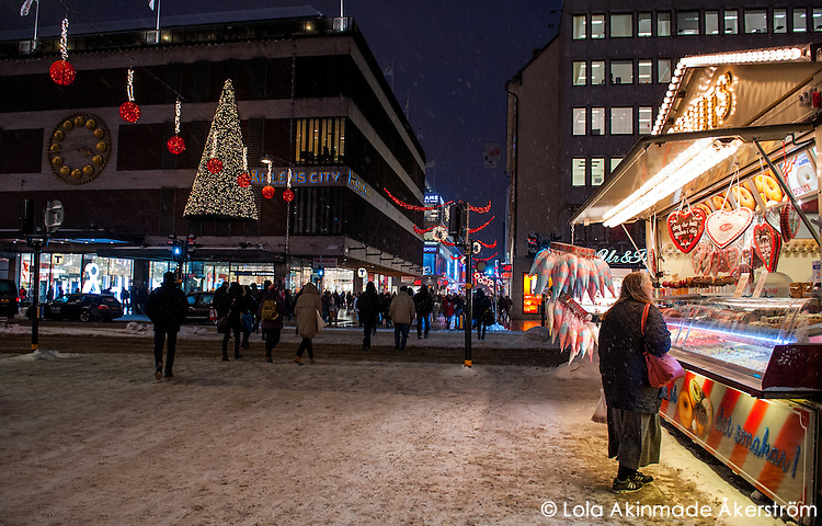 Christmas markets in Stockholm