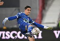KV KORTRIJK :<br /> doelman Joel Pereira<br /> <br /> Foto VDB / Bart Vandenbroucke