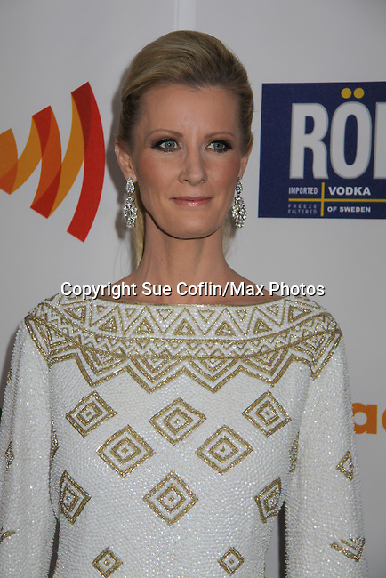 Sandra Lee (Semi-Homemade Cooking) at the 22nd Annual Glaad Media Awards honoring Ricky Martin (GH) & Russell Simmons on March 19, 2011 at the New York Marriott Marquis, New York City, New York. (Photo by Sue Coflin/Max Photos)