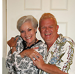 Lee Meriwether - AMC and Johnny Whitaker - GH and Family Affair at 4th Annual Mid-Atlantic Nostalgia Convention in Aberdeen, Maryland. (Photo by Sue Coflin/Max Photos)
