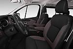 Front seat view of 2018 Fiat Talento-Combi Panorama Door Passenger Van Front Seat  car photos