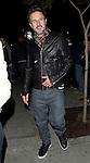 December 21st 2012 <br /> <br /> David Arquette leaving Bootsy Bellows club/ bar in Los Angeles <br /> <br /> AbilityFilms@yahoo.com<br /> 805 427 3519 <br /> www.AbilityFilms.com