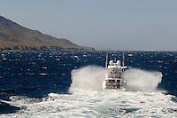 Riveria returnin into Mag Bay