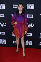 """LOS ANGELES - SEP 23:  Alexa Nisenson at the """"The Walking Dead"""" Season 10 Premiere Event at the TCL Chinese Theater on September 23, 2019 in Los Angeles, CA"""