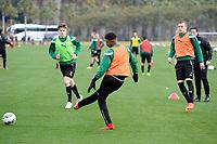 SOTOGRANDE  - Voetbal, Trainingskamp FC Groningen, seizoen 2017-2018, 09-01-2018,  FC Groningen speler Juninho Bacuna