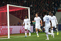 Willian of Chelsea celebrates scoring the second goal during Lille OSC vs Chelsea, UEFA Champions League Football at Stade Pierre-Mauroy on 2nd October 2019