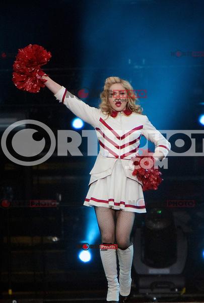 DETROIT, MI - NOVEMBER 8: Madonna performing live at Joe Louis Arena in Detroit, Michigan. November 8, 2012. Credit: Joe Gall/MediaPunch Inc. .<br /> ©NortePhoto
