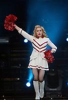 DETROIT, MI - NOVEMBER 8: Madonna performing live at Joe Louis Arena in Detroit, Michigan. November 8, 2012. Credit: Joe Gall/MediaPunch Inc. .<br /> &copy;NortePhoto
