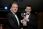 Tristan Cliffe - F3 Cup Annual Dinner & Awards Brands Hatch 2012