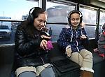 "Mobile Recording Studio ""Beat Bus"" at Anastasia Elementary School in Long Branch, NJ"