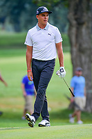 Rickie Fowler (USA) during Friday's round 2 of the World Golf Championships - Bridgestone Invitational, at the Firestone Country Club, Akron, Ohio. 8/4/2017.<br /> Picture: Golffile | Ken Murray<br /> <br /> <br /> All photo usage must carry mandatory copyright credit (&copy; Golffile | Ken Murray)