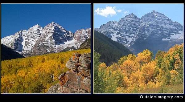Keep the Sun Behind You.<br />
