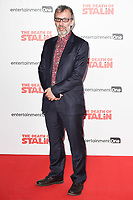 "David Schneider<br /> arriving for the premiere of ""The Death of Stalin"" at the Curzon Chelsea, London<br /> <br /> <br /> ©Ash Knotek  D3338  17/10/2017"