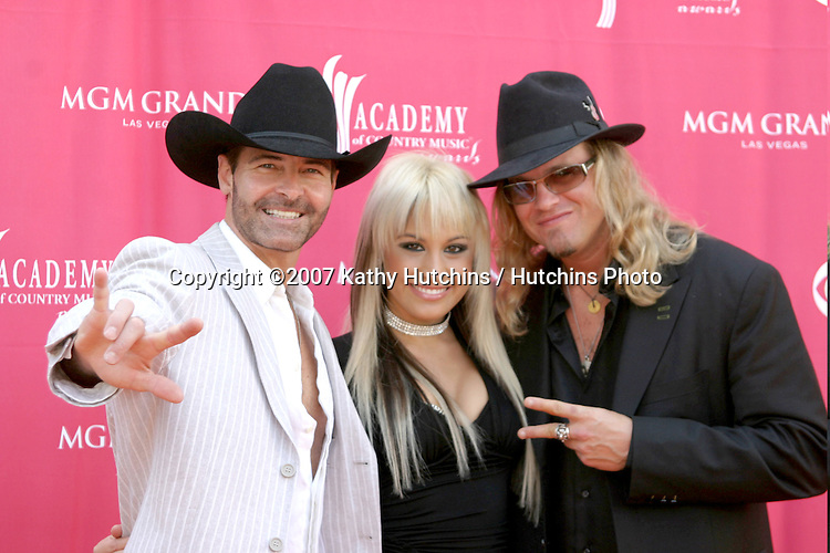 Trick Pony.Academy  of Country Music Awards.MGM Grand Garden Arena.Las Vegas, NV.May 15, 2007.©2007 Kathy Hutchins / Hutchins Photo....