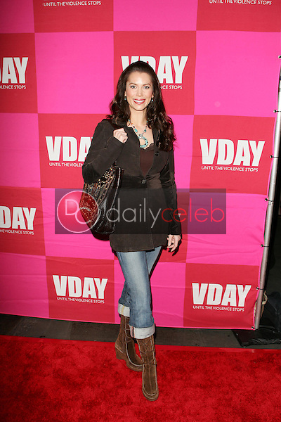 """Brandi Sherwood<br />at the opening night of Eve Ensler's """"The Good Body"""" to Benefit VDAY. Wadsworth Theatre, Brentwood, CA. 02-01-06<br />Scott Kirkland/DailyCeleb.Com 818-249-4998"""