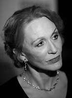 ***Jan Maxwell has passed away at the age of 61 after a long battle with cancer***<br /> ***FILE PHOTO*** Jan Maxwell attending Planet Hollywood Opening Night After Party for the Manhattan Theatre Club's Production of &quot;The Royal Family&quot;  in New York City. October 8, 2009 <br /> CAP/MPI/WAL<br /> &copy;WAL/MPI/Capital Pictures