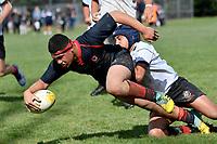 20190907 Hurricanes U15 Rugby - Gisborne Boys' High School v Feilding High School