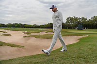 Sergio Garcia (ESP) heads for 15 during Round 2 of the Valero Texas Open, AT&amp;T Oaks Course, TPC San Antonio, San Antonio, Texas, USA. 4/20/2018.<br /> Picture: Golffile | Ken Murray<br /> <br /> <br /> All photo usage must carry mandatory copyright credit (&copy; Golffile | Ken Murray)