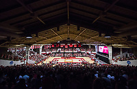 NWA Democrat-Gazette/BEN GOFF @NWABENGOFF<br /> Arkansas holds their annual Red-White game Saturday, Oct. 5, 2019, at Barnhill Arena in Fayetteville.