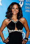 LOS ANGELES, CA. - February 12: Host Halle Berry poses in the press room for the 40th NAACP Image Awards at the Shrine Auditorium on February 12, 2009 in Los Angeles, California.
