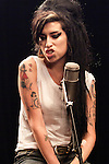Amy Winehouse in Austin, Texas for SXSW.