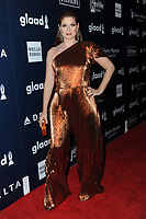 www.acepixs.com<br /> May 6, 2017  New York City<br /> <br /> Debra Messing attending arrivals at GLAAD Media Awards on May 6, 2017 in New York City.<br /> <br /> Credit: Kristin Callahan/ACE Pictures<br /> <br /> <br /> Tel: 646 769 0430<br /> Email: info@acepixs.com