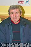 Trainer Michael Reidy.