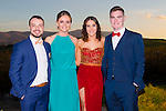 Enjoying the Austin Stacks GAA social on Sunday night in Ballyroe were Dale Counihan, Ashling O'Mahony, Sarah Hobbert and Greg Horan
