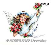 Interlitho, CHRISTMAS CHILDREN, WEIHNACHTEN KINDER, NAVIDAD NIÑOS, paintings+++++,KL6020/2,#xk# nostalgic,retro, angel,