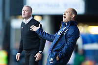 Alex Neil, Manager of Preston North End despairs during Ipswich Town vs Preston North End, Sky Bet EFL Championship Football at Portman Road on 3rd November 2018