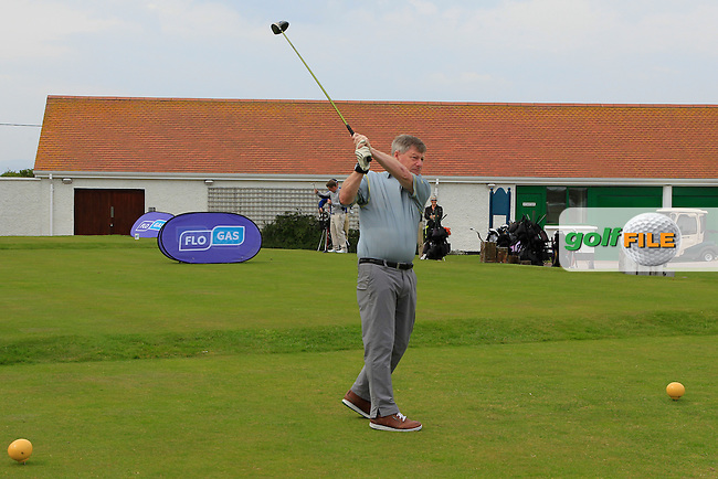 during the Flogas Irish Amateur Open Championship Am-Am at Royal Dublin on Monday 9th May 2016.<br /> Picture:  Thos Caffrey / www.golffile.ie