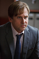 The Big Short (2015)<br /> Steve Carell plays Mark Baum <br /> *Filmstill - Editorial Use Only*<br /> CAP/KFS<br /> Image supplied by Capital Pictures