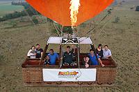 20131112 November 12 Hot Air Balloon Gold Coast