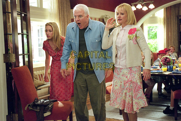Cheaper by the Dozen (2003) <br /> Steve Martin, Bonnie Hunt and Piper Perabo <br /> *Filmstill - Editorial Use Only*<br /> CAP/KFS<br /> Image supplied by Capital Pictures