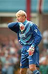 Peter Schmeichel of Manchester Utd - Barclays Premier League - Aston Villa v Manchester Utd - Villa Park Stadium - Birmingham - England - 19th August 1995 - Picture Sportimage