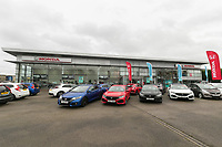 Vertu Honda dealership Nottingham