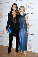 www.acepixs.com<br /> April 3, 2017  New York City<br /> <br /> Brooke Shields and Naomi Watts attending the 2017 Tribeca Ball at the New York Academy of Art on April 3, 2017 in New York City.<br /> <br /> Credit: Kristin Callahan/ACE Pictures<br /> <br /> <br /> Tel: 646 769 0430<br /> Email: info@acepixs.com