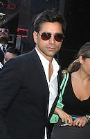 NEW YORK, NY - July 17, 2012: John Stamos at Good Morning America studios in New York City. &copy; RW/MediaPunch Inc. *NORTEPHOTO*<br /> **SOLO*VENTA*EN*MEXICO**<br /> **CREDITO*OBLIGATORIO** <br /> **No*Venta*A*Terceros**<br /> **No*Sale*So*third**<br /> *** No*Se*Permite Hacer Archivo**<br /> **No*Sale*So*third**